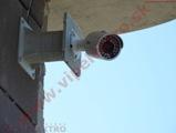Montáž,inštalácia kamerového systemu na stenu - novostavba