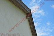 Montáž,inštalácia kamery na stenu - rekonštrukcia