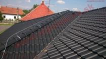 Bleskozvod strecha novostavba