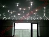 Inštalácia - montáž dekoračné LED osvetlenie zabudované v strope swarovski elements