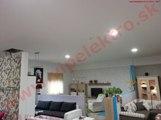 Montáž, inštalácia osvetlenia - prezentačné priestory predajne