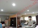 Realizácia profesionálneho LED osvetlenia - prezentačné priestory predajne