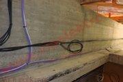 Inštalácia, montáž - silnoprúd,slaboprúd bez drážky pod sadrokartón pre IQ dom Loxone