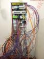 Montáž - inštalácia rozvádzača pre smart IQ dom Loxone
