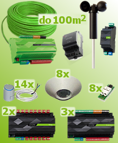 Cena inštalácie - montáž Loxone SMART HOME