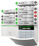 Montáž alarmu Jablotron 100